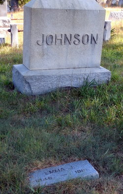 Emma J <i>Thomas</i> Johnson