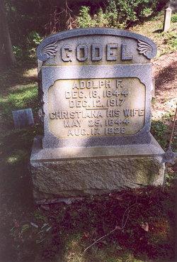 Adolph Friedrich Godel