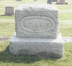 Jane <i>McPherson</i> Adams