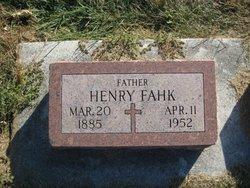 Henry Fahk
