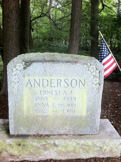 Ernest A J Anderson