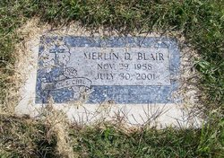 Merlin D Blair