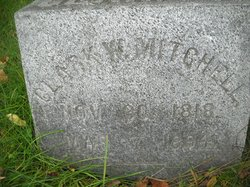 Clark Ward Mitchell