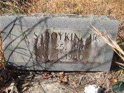 A S Boykin, Jr