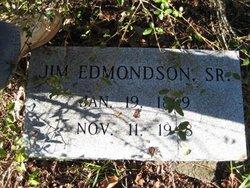 Jim Edmondson, Sr