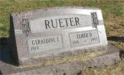 Elmer D Rueter