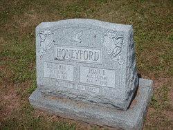 Joan D Honeyford