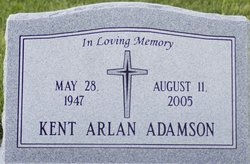 Kent Arlan Adamson