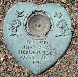 Rhys Clay Herdejurgen