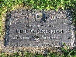 Lillie G Coleridge
