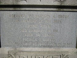 Anne J <i>Ryan</i> Burke