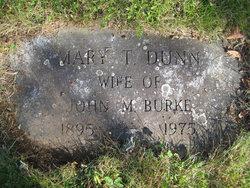 Mary Theresa <i>Dunn</i> Burke
