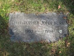 Christopher John Burke
