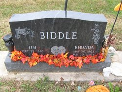 Rhonda <i>Roudebush</i> Biddle