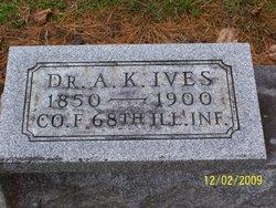 Dr A K Ives