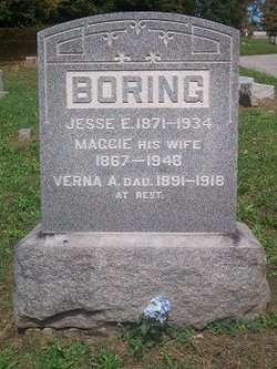 Verna Anna Boring