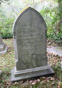 Ruth E <i>Bursley</i> Chipman
