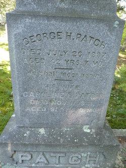 George H Patch
