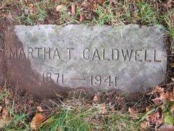 Martha T <i>Whiting</i> Caldwell
