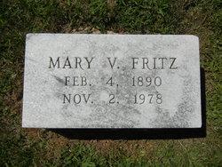 Mary Virginia <i>Waddell</i> Fritz