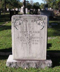 Mary Eleanor Mamie <i>Baker</i> Anderson