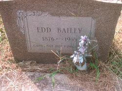 Edd Bailey