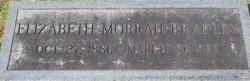 Mary Elizabeth <i>Morrah</i> Bradley