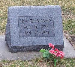 Ira W Adams