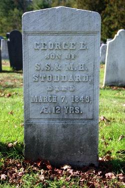 George E Stoddard