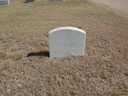 Infant Avery