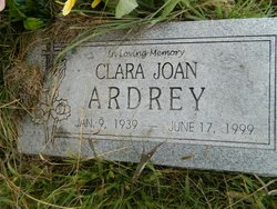 Clara Joan Ardrey
