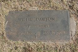Willie Dawson