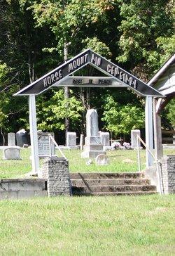 Horse Mountain Cemetery