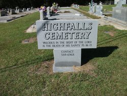 High Falls Assembly of God Church Cemetery