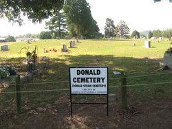 Donald Strain Cemetery