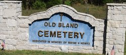 Old Bland Cemetery