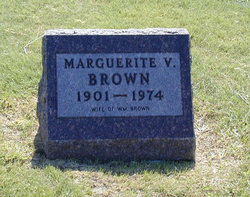 Marguerite V. Brown