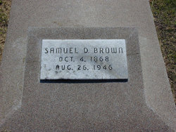 Samuel D. Brown