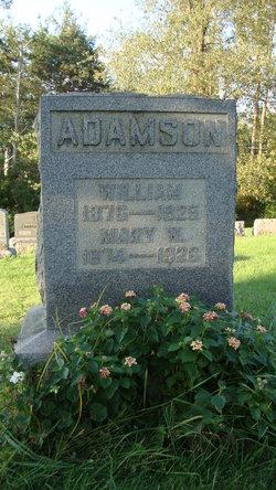 William Adamson