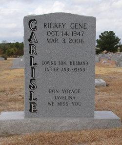 Ricky G Carlisle