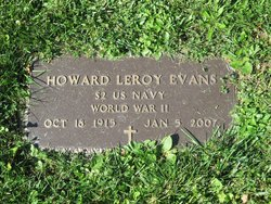 Howard Leroy Evans