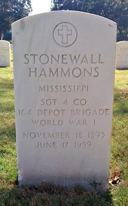 Stonewall Hammons