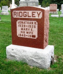Jonathan B Ridgley