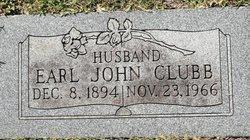 Earl John Clubb