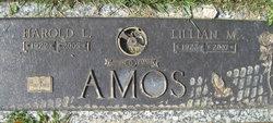 Harold L Amos