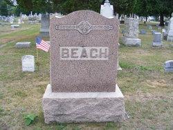 Carrie E. <i>Bostick</i> Beach