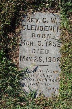 Rev George Washington Clendenen