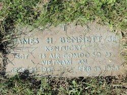 Sgt James Harvey Bennett, Jr