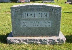 Vera Marguerite <i>Hann</i> Bacon