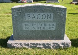 Harry Husted Bacon